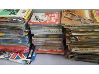Speedway programmes and speedway stars