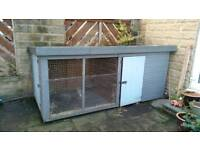 Pinelap dog kennel / rabbit hutch