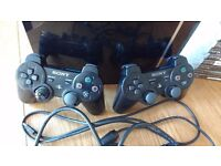 Playstation 3 40GB Console + 8 games