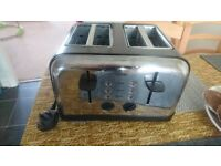 Logik Toaster 4 slice