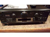 TECHNICS SA-DX1050 SURROUND SOUND DTS HOME CINEMA (INCLUDES REMOTE CONTROL)