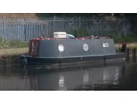 30 ft cruiser stern narrow boat