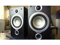 Tannoy Mercury V1 bookshelf speakers