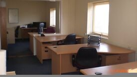 4-5 Person Office Available fr £150wk.2mins fr Eastern Rd/5mins fr Hilsea Train Stn. Fully Serviced