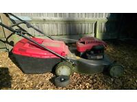 Functional Petrol Lawn Mower - Spares or Repair