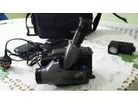 Video recorder with equipment & case