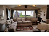 Last min summer holidays Haven Seashore Great yarmouth 2 bed 6 berth deluxe holiday home