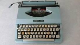 Retro Imperial 200 typewriter