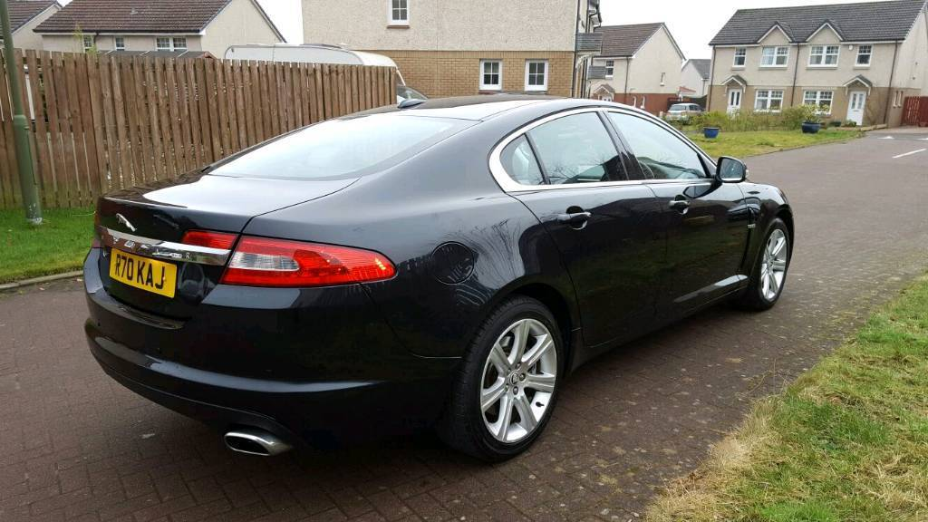 jaguar xf 2008 1 year mot full service history in armadale west lothian gumtree. Black Bedroom Furniture Sets. Home Design Ideas