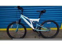 Vertigo Rockface Mountain Bike for Bigger Boys or girls for sale