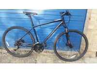 Large frame mens specializd hybrd bike good condition hydraulic brake bargain