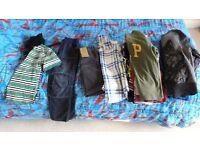 Boys age 4-6 clothes bundle