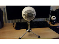 Blue Snowball USB Microphone (USED)