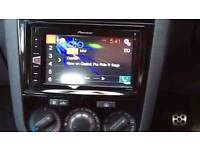 Car radio ( double unit touchscreen Bluetooth )