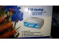 UV NAIL LAMP (2 HANDED)