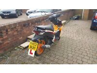 Honda NSC 50R Repsol - 3Yrs Old, Honda Service History, New MOT and Tax, 2 Owners, Great Condition.