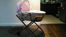 Baby Moses Basket Bed