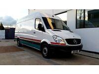 2011 Mercedes Sprinter LWB High Roof Van - 1 Owner - Immaculate VAN