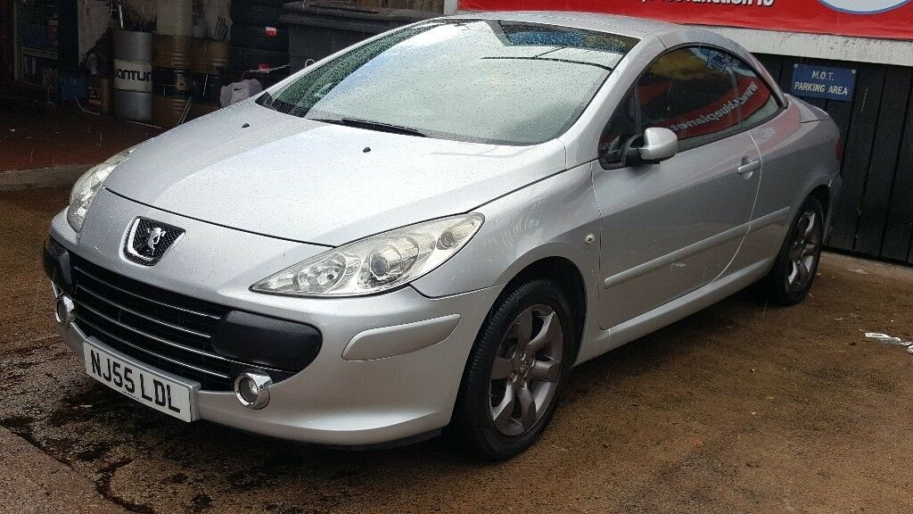 Peugeot 307cc Convertible In Trafford Manchester Gumtree