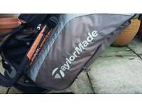 Taylormade nylon stick bag excellent condition.