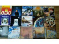 "18 x moody blues collection LP's / 12"" / tour progs / poster"