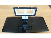 """::: TV base stand tabletop & neck for 32"""" TV Stand Base :::"""