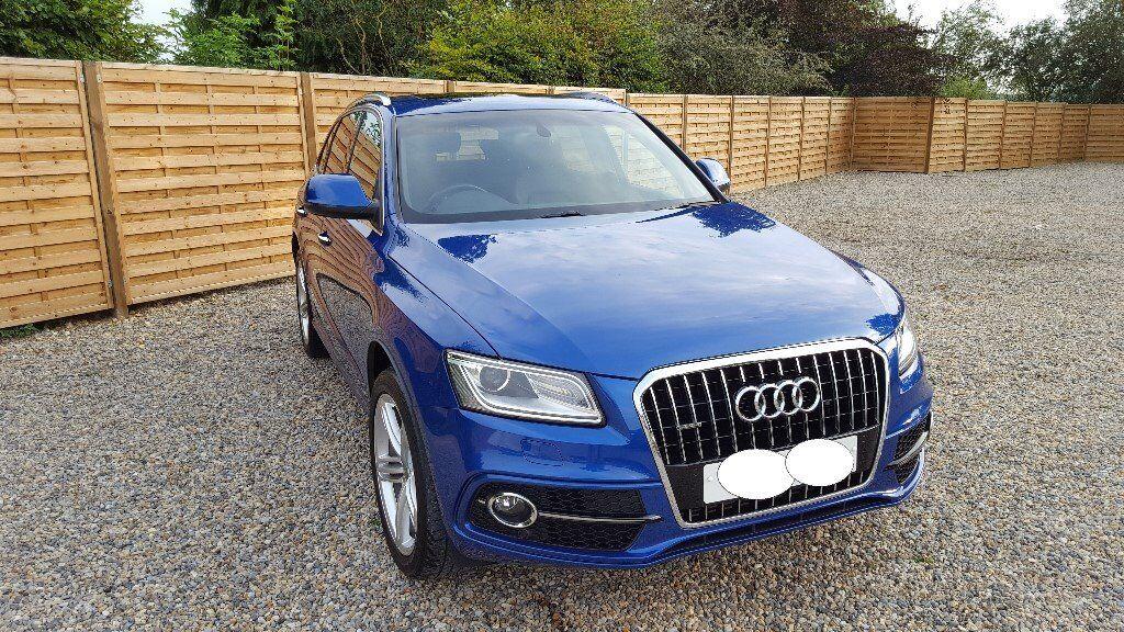 Audi Quatro Q5 S Line. Reluctant private sale of this fantastic car.