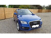 Audi Quatro Q5 S Line. Reluctant private sale of this fantastic car.