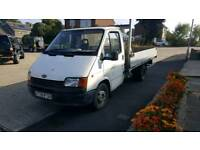 Ford Transit twin wheel truck