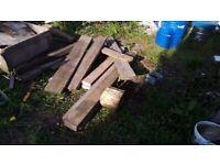 Wood large timbers