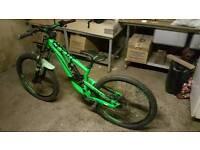 Scott voltage 720 fr downhill bike mtb
