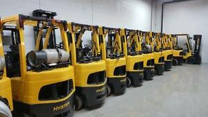 forklift propan electric or diesel used toyota cat yale hyster clark tcm parts for forklift liquidation spacial