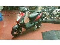Kymco Agility 50cc Scooter Moped