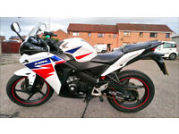 2014 HRC Honda CBR125R-D, Very well looked after bike, full service history, read description below.