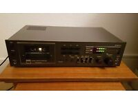 Vintage NAD 6140 Stereo Cassette Deck with Full Service