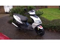 Scooter 125cc 4stroke