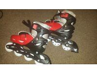 roler boot skates