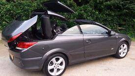 Astra twintop convertible 1.8 Sport. Manual