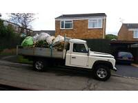 Land Rover Defender 130 tipper