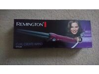Remington curling wand