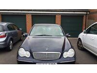 Mercedes C180 Elegance (2002) excellent condition