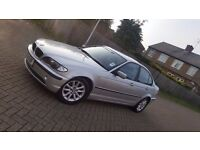 2003 (03) BMW 3 SERIES E46 318i ES 2.0L PETROL MANUAL 4DR SALOON MOT AUG 2017 HPI CLEAR SUPERB DRIVE