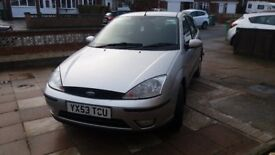 Spares or repairs Ford Focus Auto