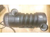 Vorton 4500 UVC pond clarifier
