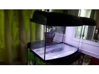 Fish tank AQUAEL 45 litres VERY CLEAN
