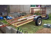 quad/motorcycle/ride on mower trailer