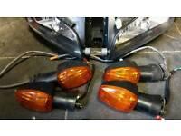 Honda Cbr600rr 05/6 lighting