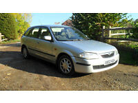 MAZDA 323 DIESEL 2001/X EXCELLENT CONDITION AND DRIVER