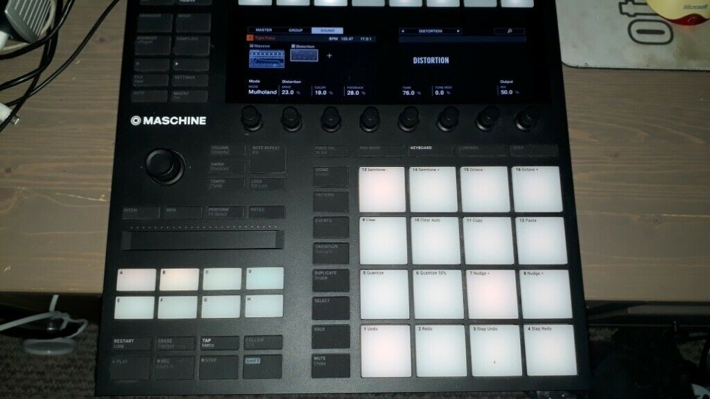Native Instruments Maschine Mk3 | in Hove, East Sussex | Gumtree