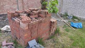 500+ Red Bricks
